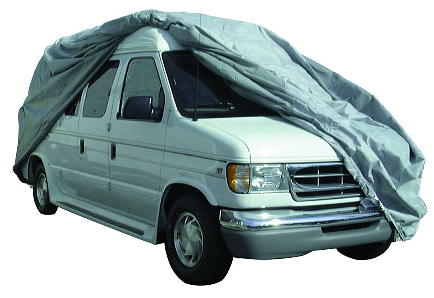 ADCO 12230 SFS Aqua Shed Class B RV Cover - Up to 21' w/36' Bubble Top
