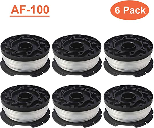 8 Spools, 2 Cap,2 Spring Line String Trimmer Replacement spool ...