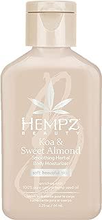 product image for Hempz Koa & Sweet Almond Smoothing Herbal Body Moisturizer, 2.25oz