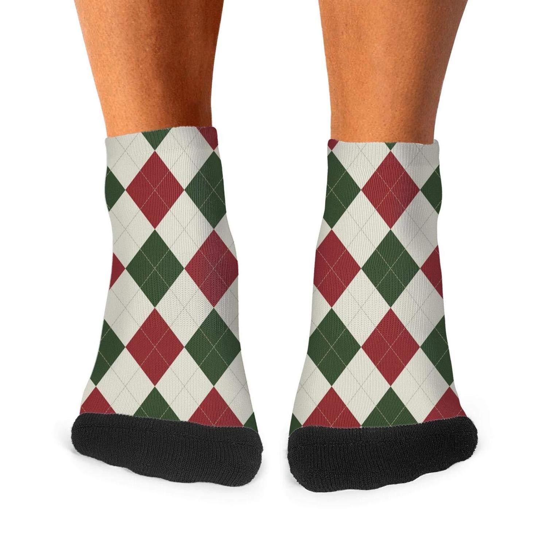 Floowyerion Mens Christmas Pentagram gift candles flower 2018 Novelty Sports Socks Crazy Funny Crew Tube Socks