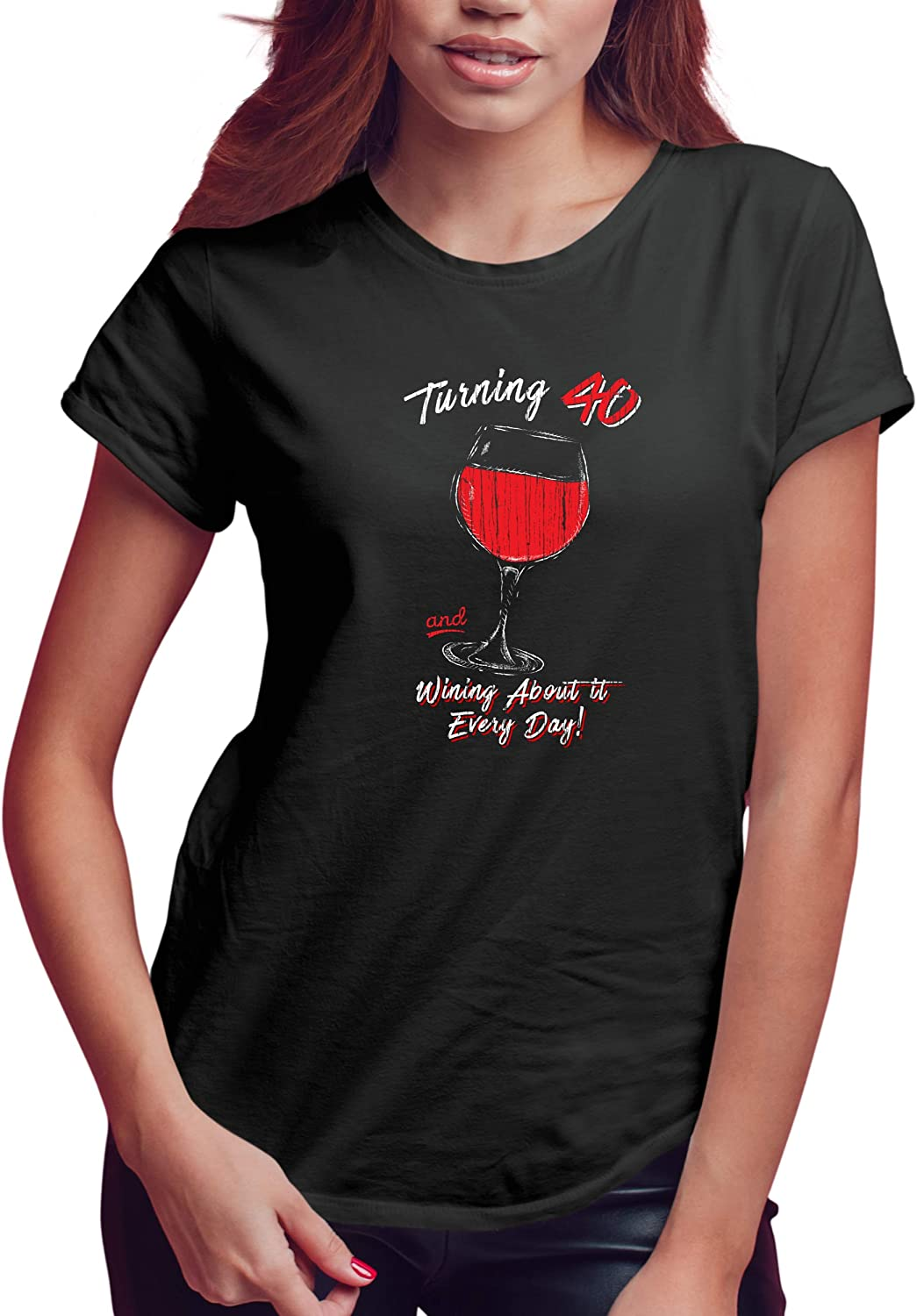 Texas Tees, 30th Birthday Shirt, 40th Birthday Gifts for Women,