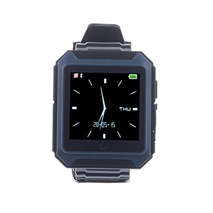 Reloj Impermeable de Deporte Bluetooth SmartWatch - Tirador ...