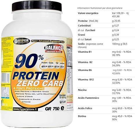 Batidos Sustitutivos/Shakes Proteínas Adelgazantes   Sustitutos de la Comida   Vanilla Gr 750   Dieta Alta en Proteínas Perder Peso   Sin Aspartamo ...