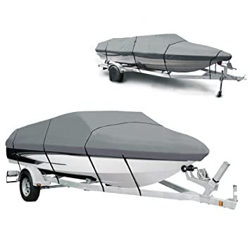 Motorabdeckung Außenborder Plane Hülle UV Wasserdicht Bfür Schlauchboot