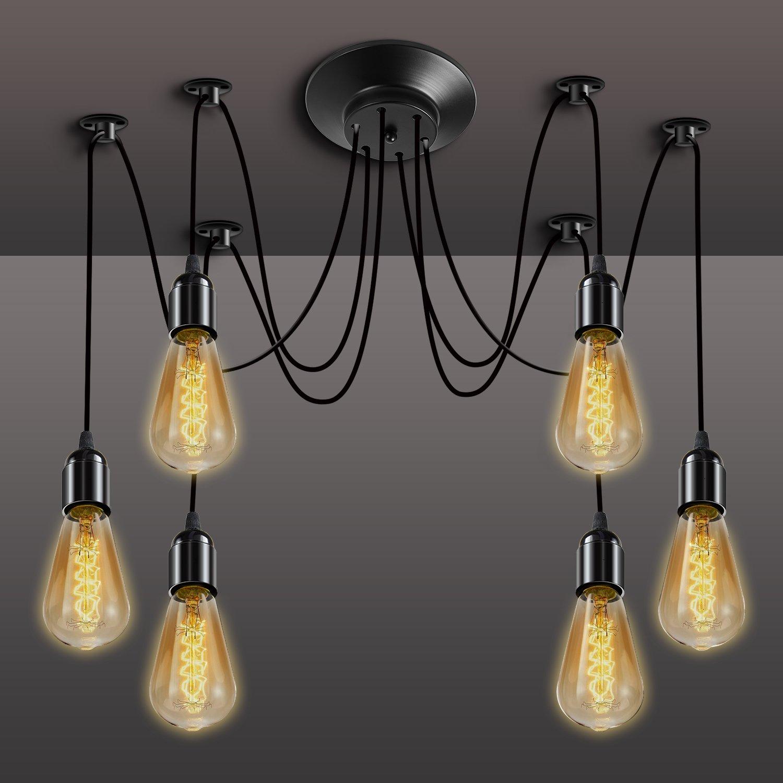 Amazon.de: kronleuchter   deckenbeleuchtung: beleuchtung