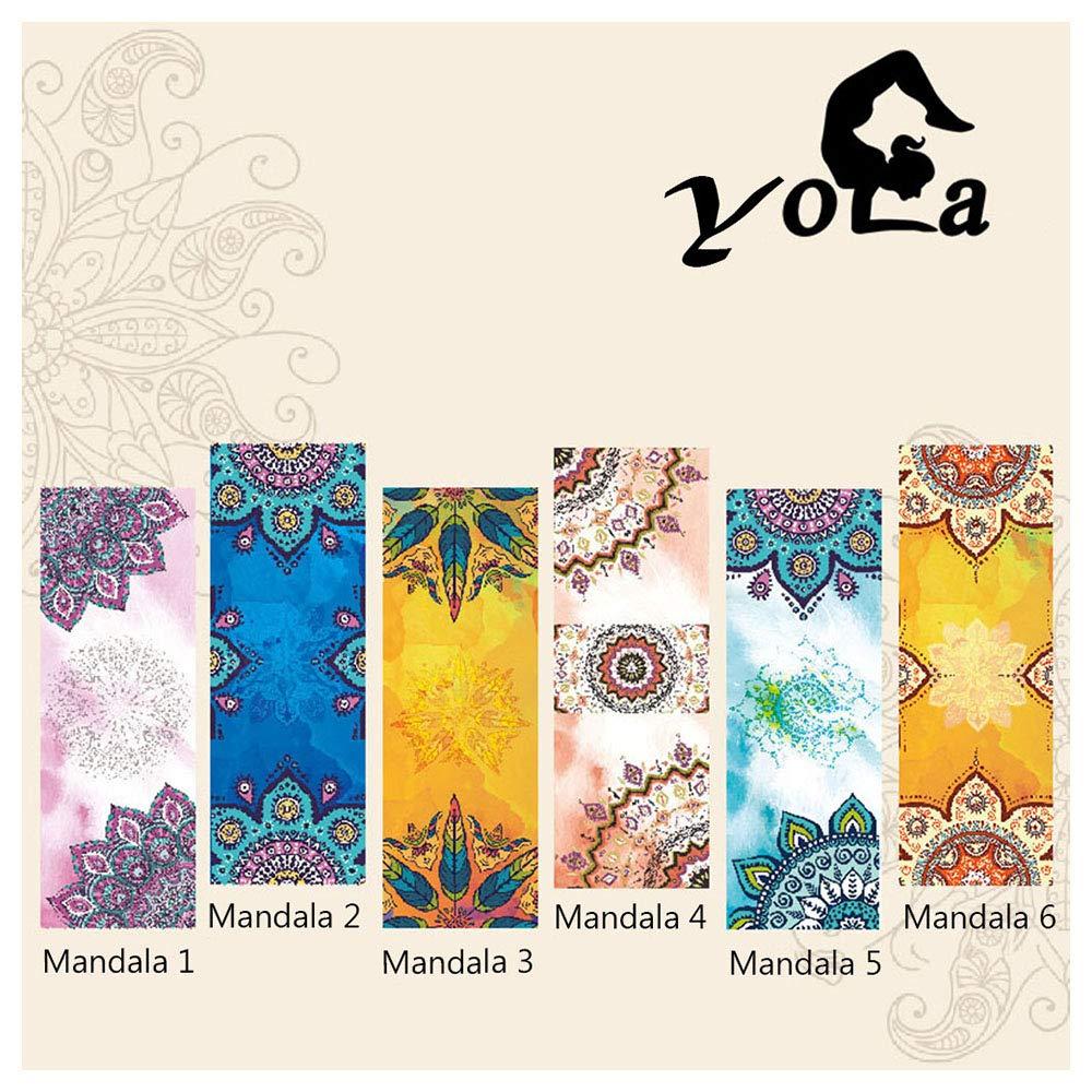 Mettime Toalla de Yoga,Esterilla Yoga,Antideslizante ...