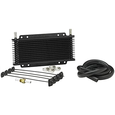 Hayden Automotive 676 Rapid-Cool Plate and Fin Transmission Cooler: Automotive