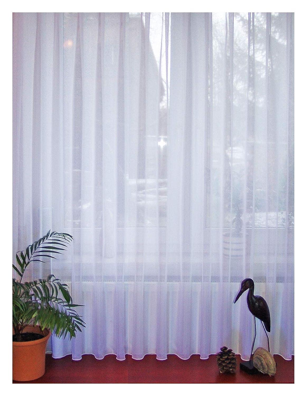 Fertigstore Langstore Sophie Store Gardine Vorhang Komplett Komplett Komplett Sablé weiß 5267 B07N433NXP Fensterdekoration 6c5339