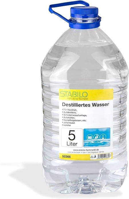 Dema Eau Distillée 5l Amazon Fr Bricolage