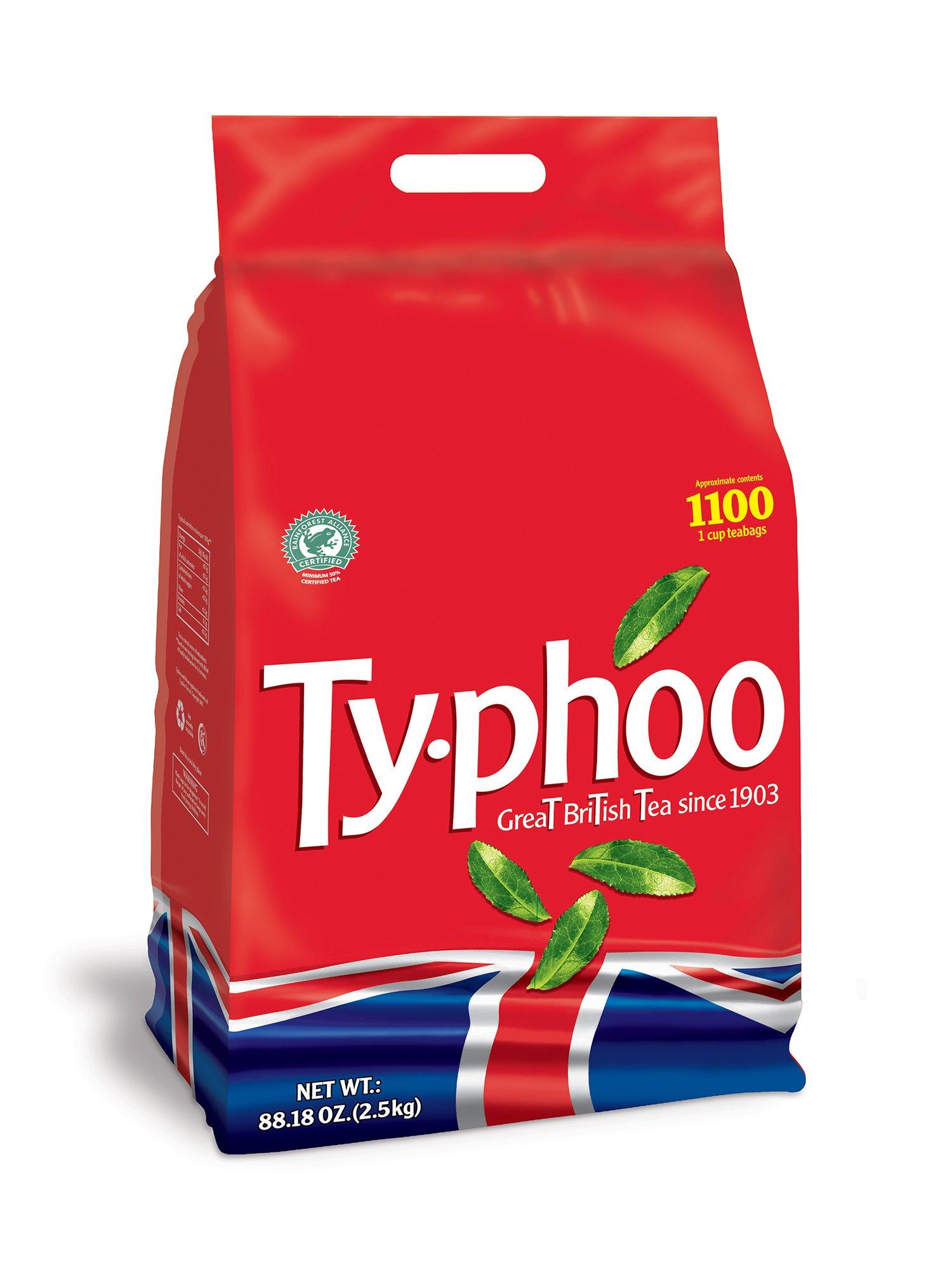 CDM product Typhoo Black Tea - 1100 Teabags big image