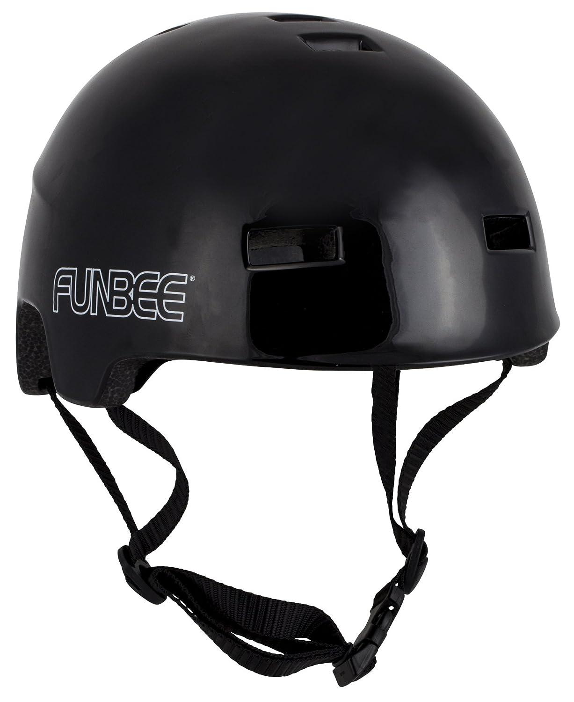 人気満点 Funbee D'arpeje大人用ヘルメットブラック(サイズM:54-58 - OFUN175A-B cm) B07CT1HQ6H - OFUN175A-B B07CT1HQ6H, ハンコファクトリー:0b897b5b --- a0267596.xsph.ru