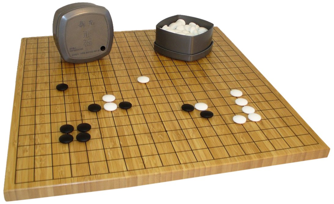 Bamboo Board Stone Set, 7mm
