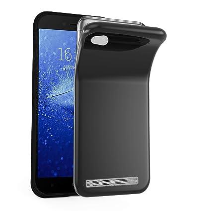 Amazon.com: Cadorabo - Carcasa de silicona y TPU para Xiaomi ...
