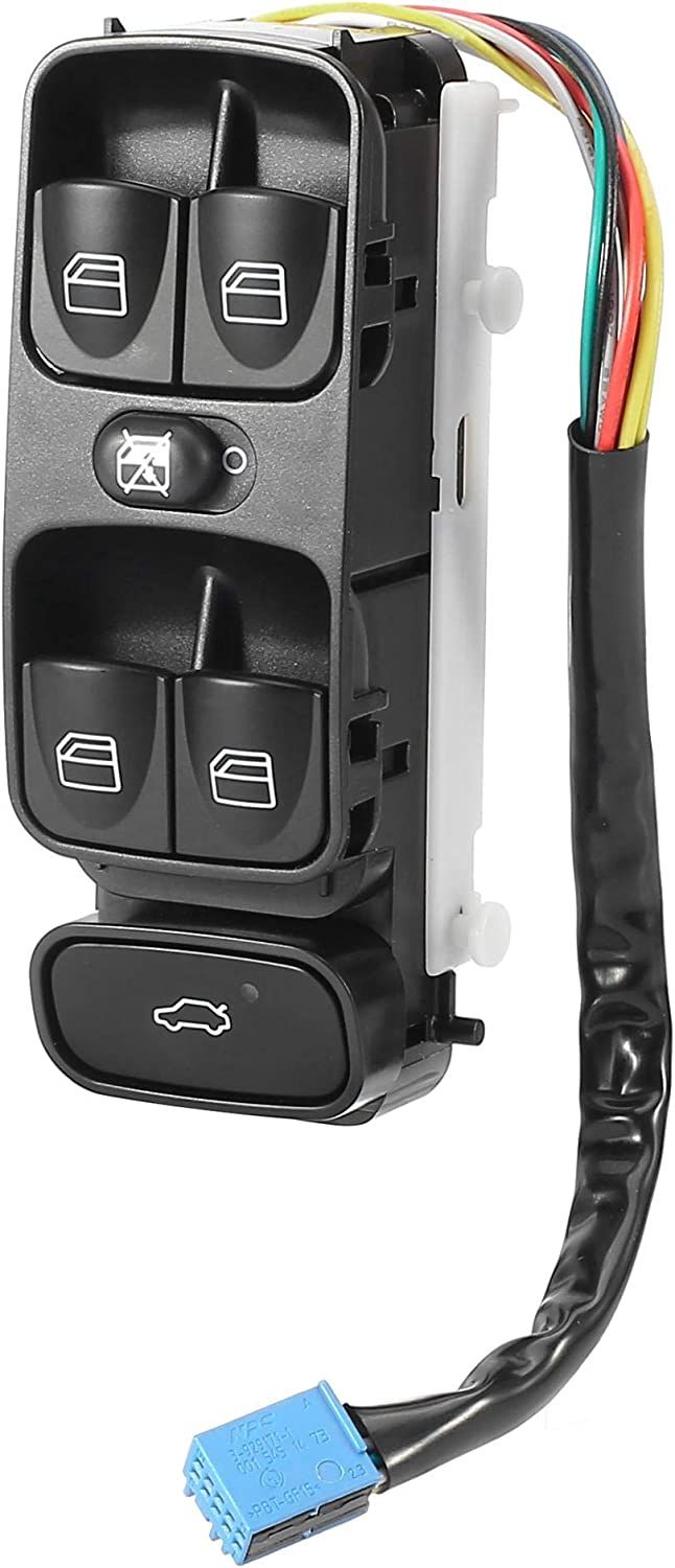 Sales results No. 1 X Genuine AUTOHAUX Car Power Window Electrical But Switch Control Lifter
