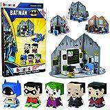 """Batman: Boxos Papercraft ~4"""" Figure Playset"""