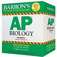 Image for AP Biology Flash Cards (Barron's Test Prep)