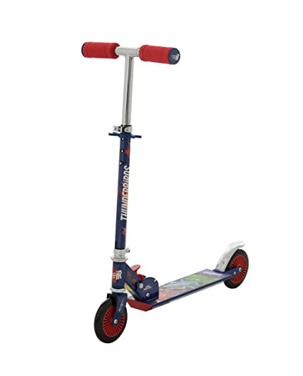 Amazon.com: Thunderbirds Are Go Inline Scooter: Toys & Games
