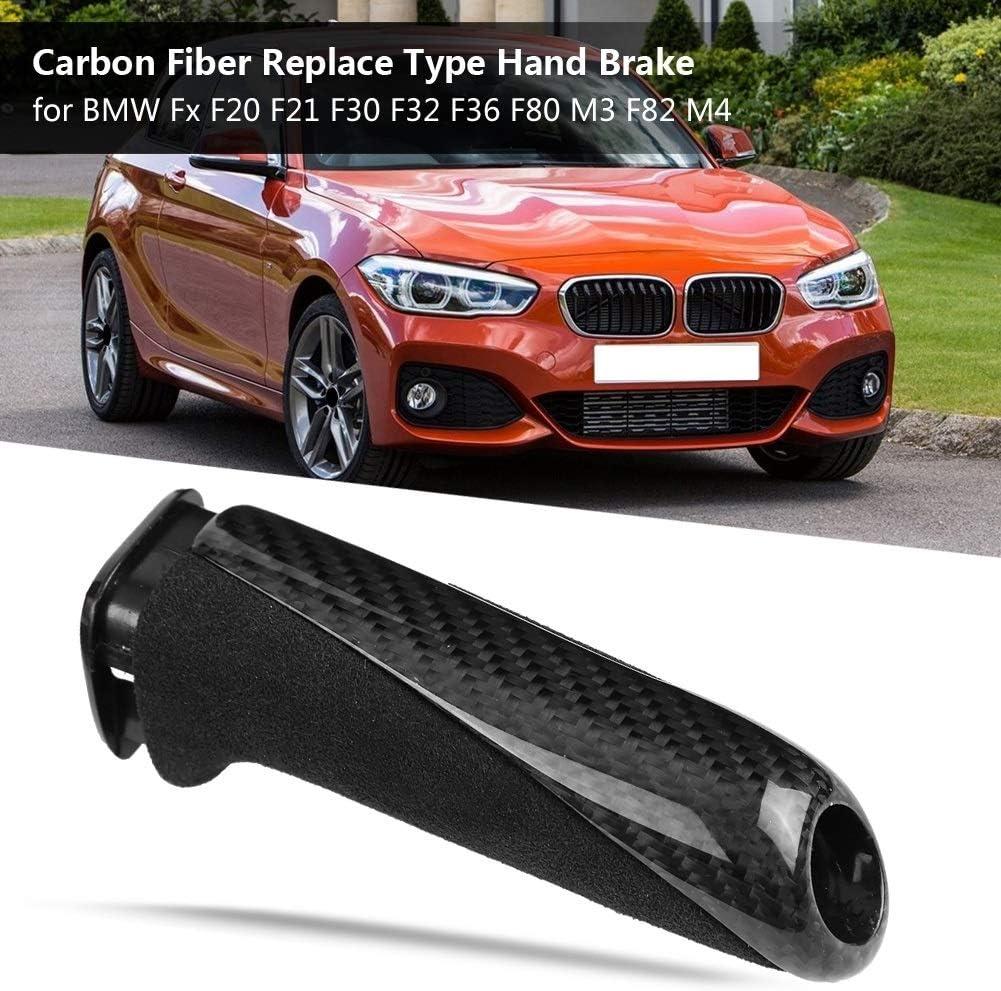 Carbon Fiber Handbrake Trim for BMW 1 2 3 4 M Series F20 F22 F30 F36 F80 F82 F83