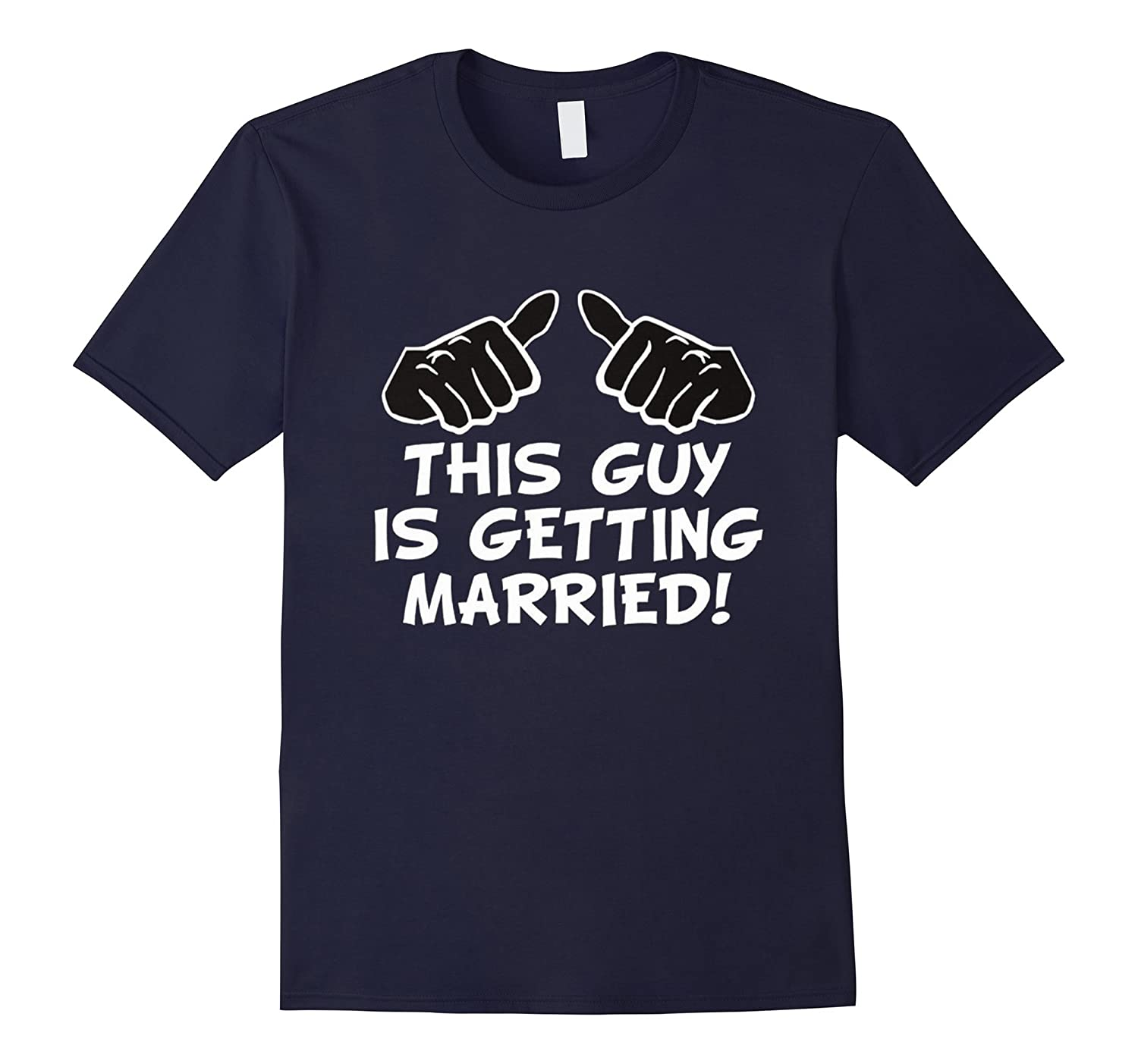 This Guy Is Getting Married Bachelor Party T-Shirt-Art