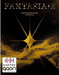 Monsta X - Fantasia X [Random Ver.] (Mini Album) [Pre Order] CD+Photobook+Folded Poster+Pre Order Benefit+Others with Extra Decorative Sticker Set, Photocard Set