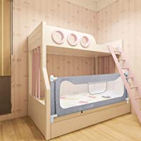 DDIAN Bed Rails for Toddlers 78.7 Extra Long Vertical Lifting ...