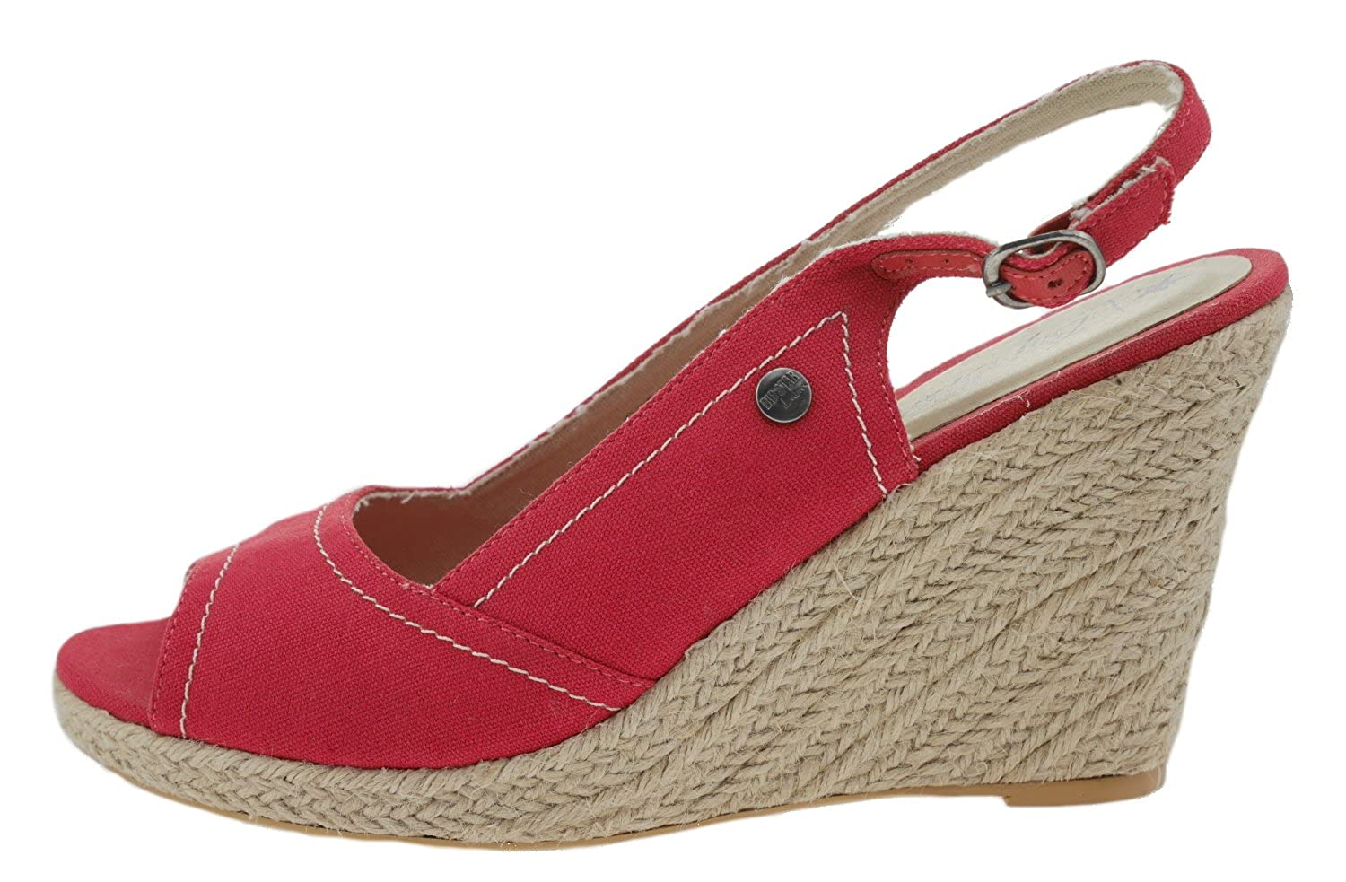 Big pour Star , Sandales Rouge pour Femme Rose Sandales Rouge Rouge 8e88028 - latesttechnology.space