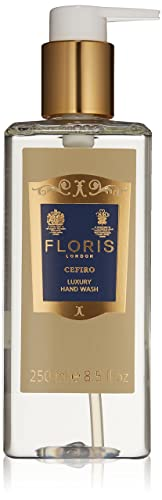Floris London Cefiro Luxury Hand Wash, 8.4 Fl Oz