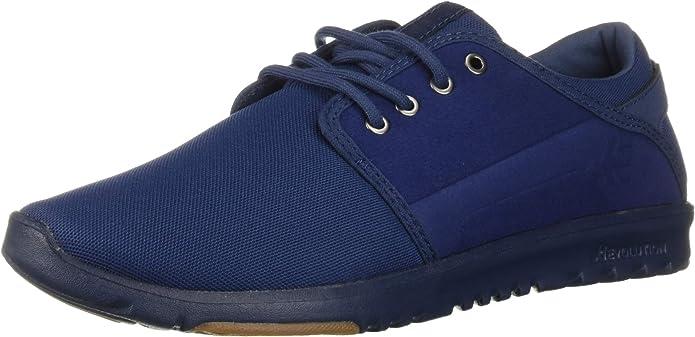 Etnies Scout Sneakers Herren Marineblau (Navy Blue/Gum)