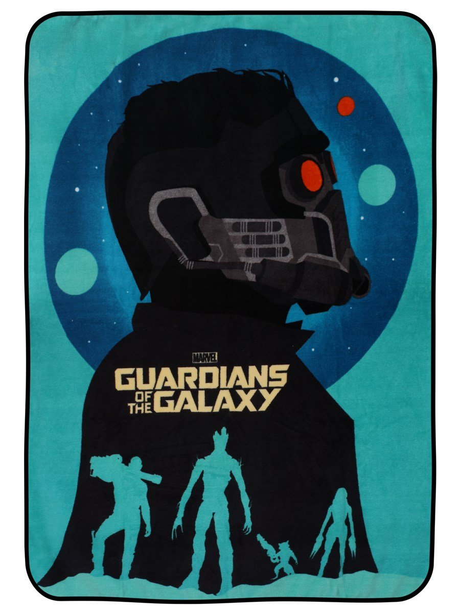Blanket Marvel Guardians of the Galaxy Team Toys 50