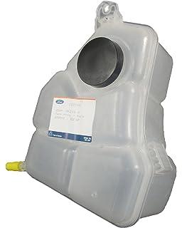Ford Fiesta Petrol Radiator Overflow Tank For   Models White