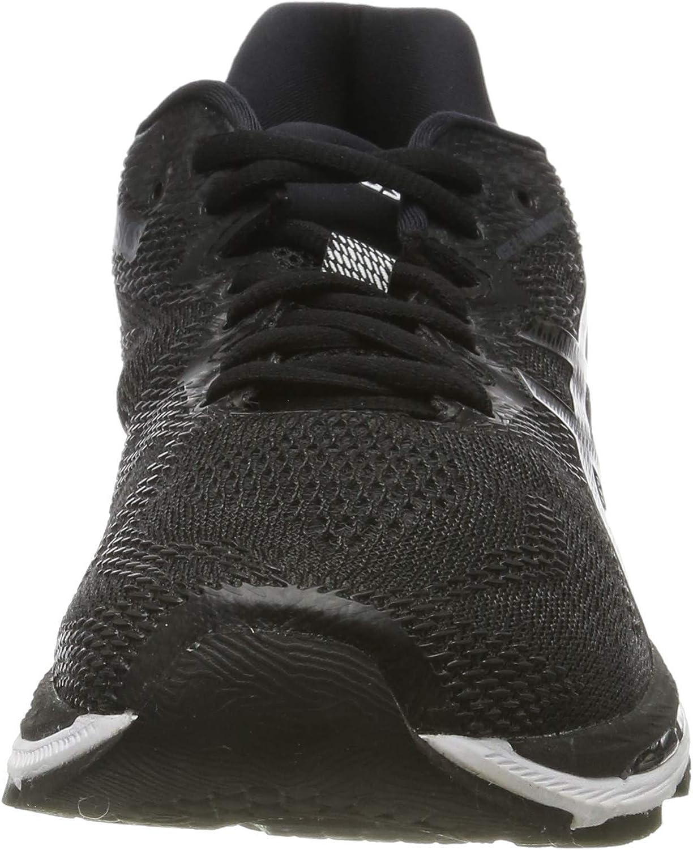 2019 New Asics Gel Nimbus 20 Hombres Zapatillas De Deporte Negro Gris Blanco Zapatillas De Deporte De Diseño De La Mejor Calidad EE. UU. 7.5 11 Por