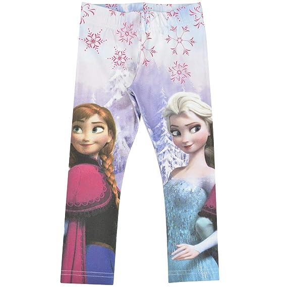 db5a3fab16 Disney Frozen Die Eiskönigin Mädchen Leggins