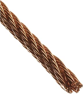 Loos Bronze Wire Rope, 6x7 Class Fiber Core: Cable And Wire Rope ...