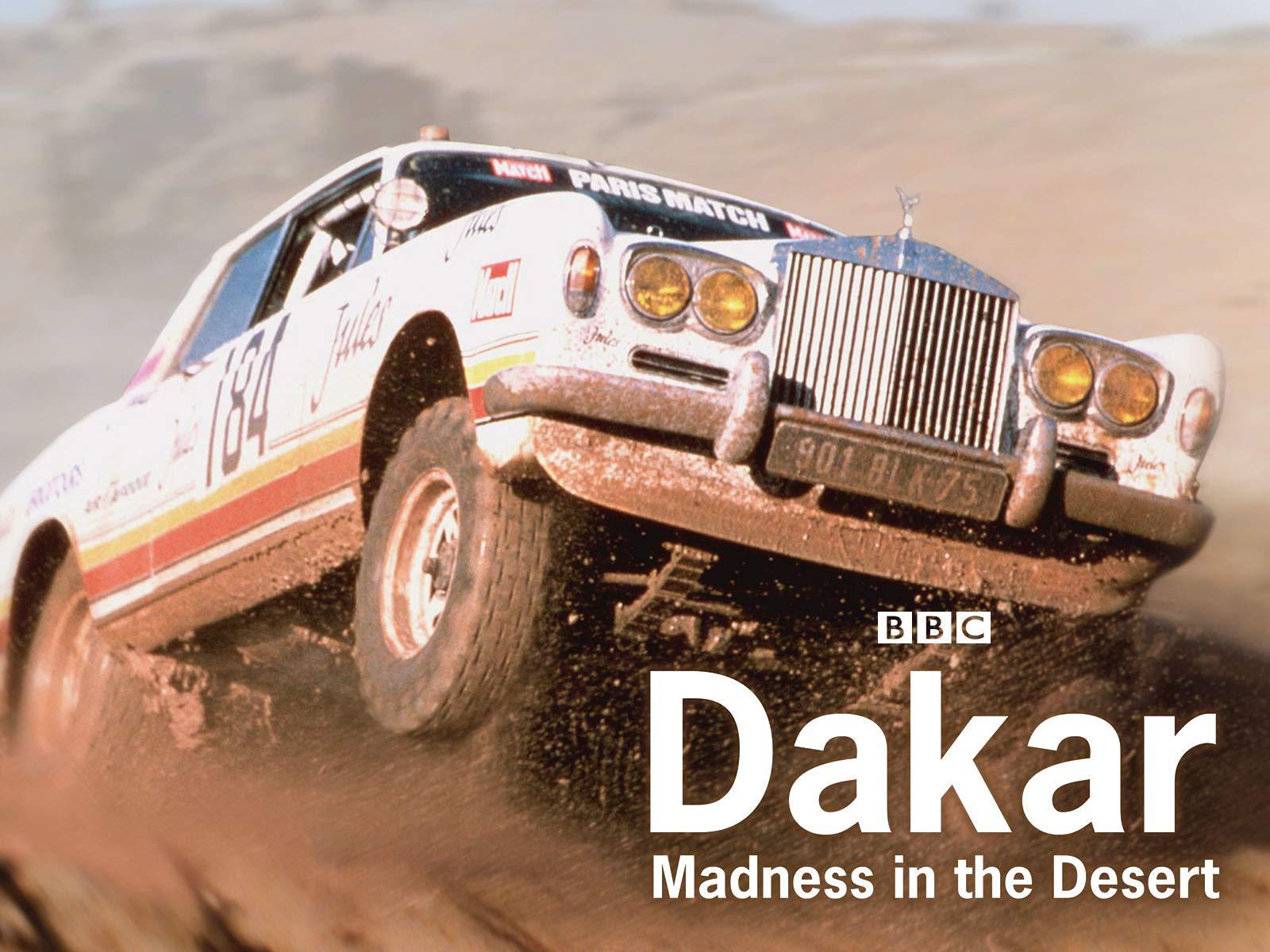 Lady aus Grand Dakar