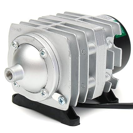 Tutoy 45L/Min 25W Compresor De Aire Electromagnética Acuario Oxígeno Estanque Bomba De Aire Aireador