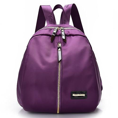 Outreo Mochilas Escolares Bolsos de Moda Daypack Bolso Vintage Backpack Mujer Casual Bandolera Escuela Baratos Mochila para Colegio Bolsas de Viaje Sport ...
