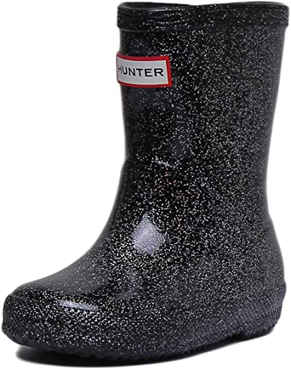 3c8ff382c12 Hunter Kids First Classic Star Cloud Rain Boot