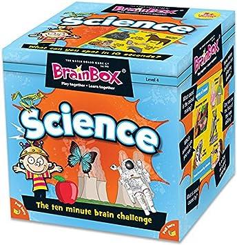 Brain Box - Science, Juego de Memoria (31690046): Amazon.es: Juguetes y juegos