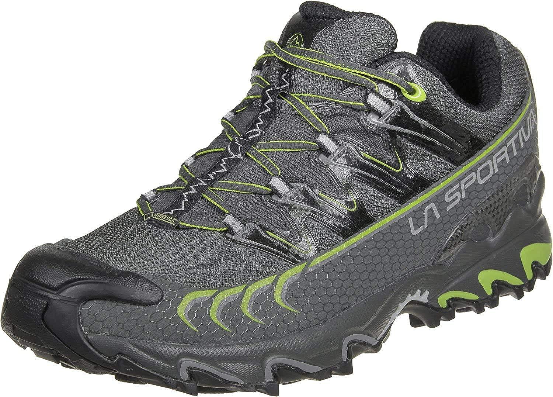 La Sportiva Ultra Raptor GTX Grey/Green, Zapatillas de Senderismo ...
