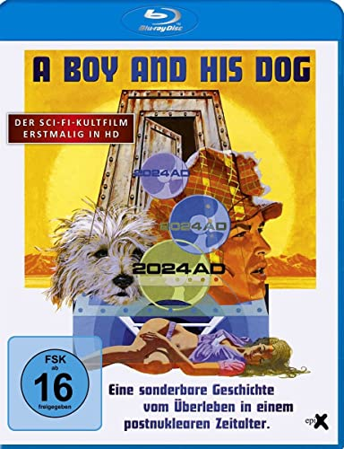 Amazon Com A Boy And His Dog Movies Tv
