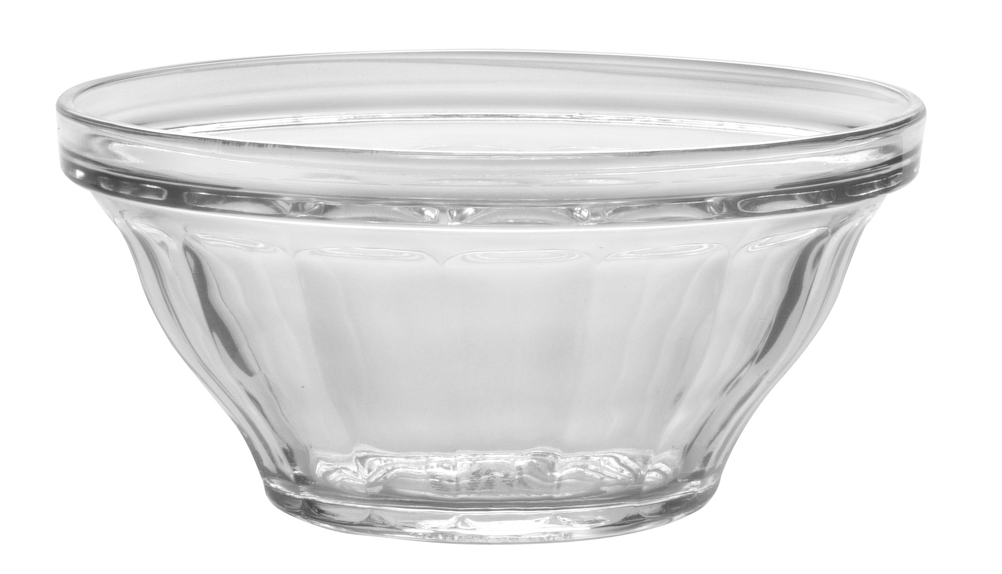 Duralex - Picardie Clear Bowl 15 cm - 5 7-8 in Set Of 6