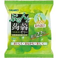 Orihiro Puru do and konnyaku jelly Series (Muscat)
