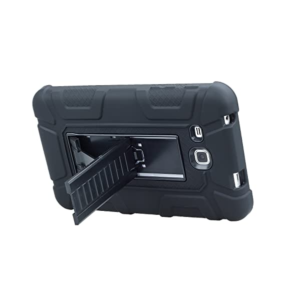 Amazon.com: Galaxy Tab A 7.0 Case - TianTa - Hybrid Three Layer Heavy Duty Defender Shockproof Full Body Protective Case Cover with Kickstand for Samsung ...