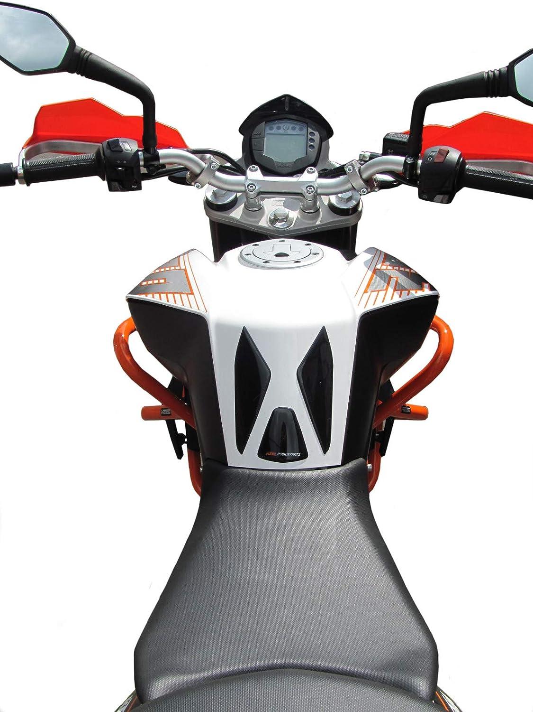 Paramotore HEED 390 Duke 2013-2016 arancia