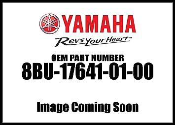 Yamaha 8BU-17641-01-00 V-Belt; 8BU176410100 Made by Yamaha