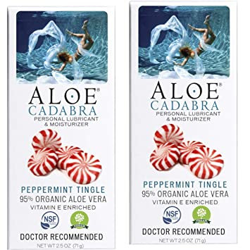 Using peppermint mint in vagina oral sex