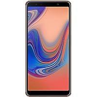 Samsung Galaxy A7 2018 Dual SIM - 128GB, 4GB RAM, 4G LTE, Gold