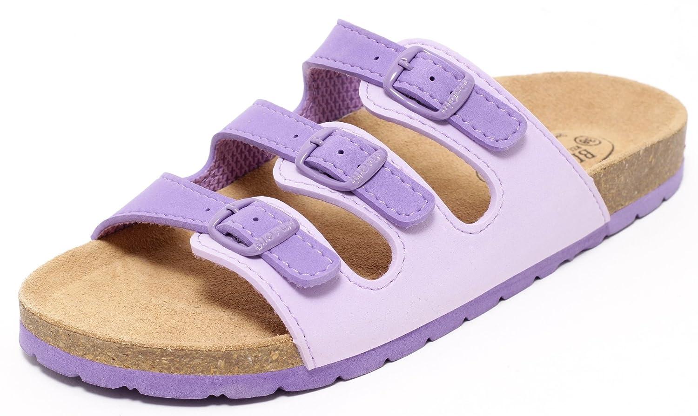 Damen Clogs Tieffußbett Pantolette Sandale Slipper Schuhe Job Praxis Freizeit Garten Allrounder SOFT LAVENDEL COLOUR Gr. 37-40 (39) q63VZ