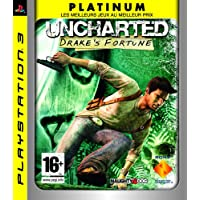 Uncharted: Drake's Fortune - Platinum (PS3)