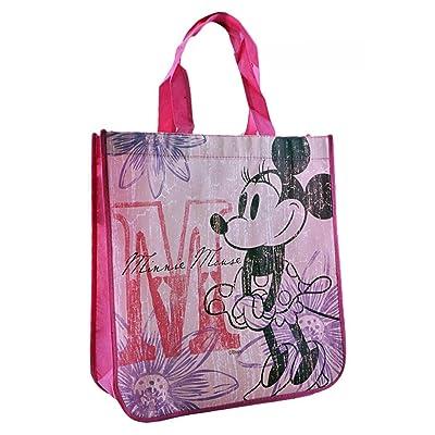Disney Medium Minnie Mouse Non-woven Bag 2 Pack